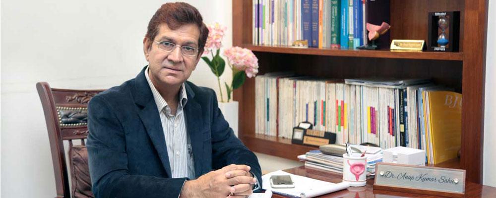 Dr. Anup Kumar Sahu