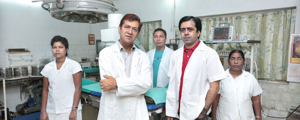 Best Urologist team in Ranchi